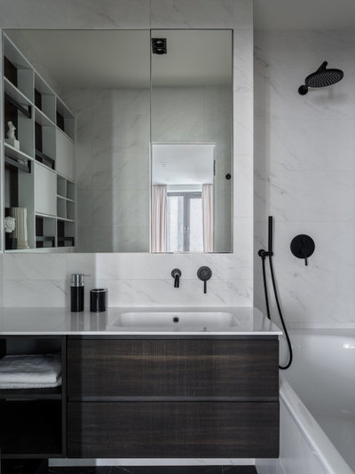 Современный Ванная комната by insdesign.ru