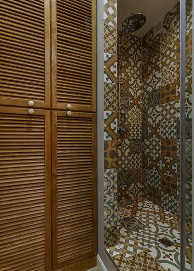 Современный Ванная комната by Ира Носова