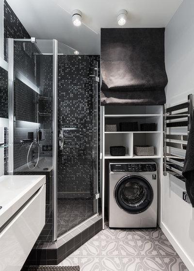 Современный Ванная комната by Анастасия Вивенцова