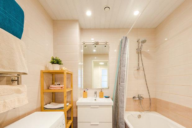 Современный Ванная комната by Чернышова Анна