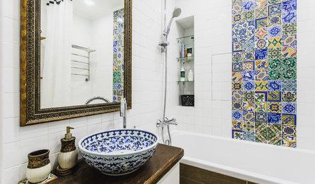 Хороший вопрос: Какую плитку выбрать для маленькой ванной