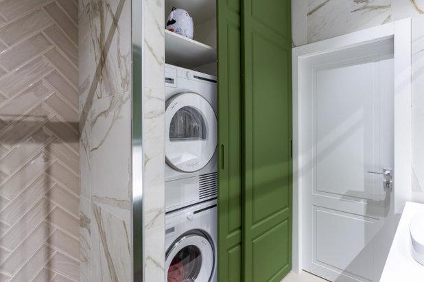 Современный Ванная комната by Марина Светлова