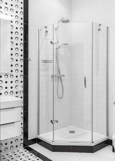 Современный Ванная комната Современный Ванная комната