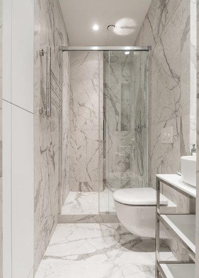 Современный Ванная комната by Владимир Березин