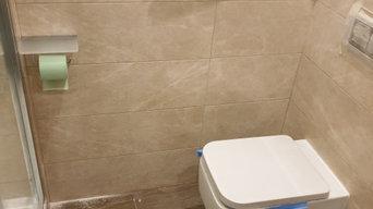 Установка  и подключение  чистовой сантехники