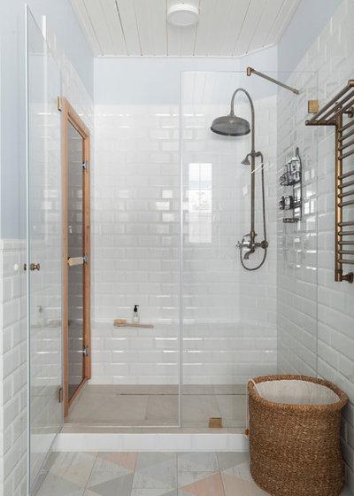 Современный Ванная комната by Константин Малюта