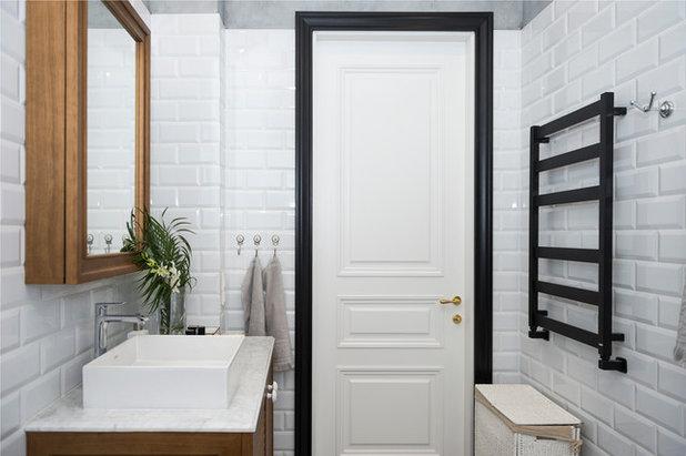 Современный Ванная комната by Дина Александрова