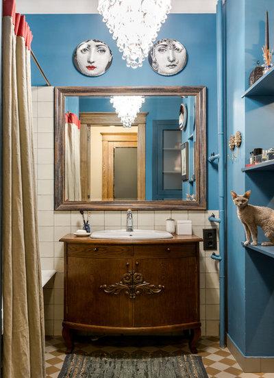Eclectic Bathroom by Ольга Шангина   Photography
