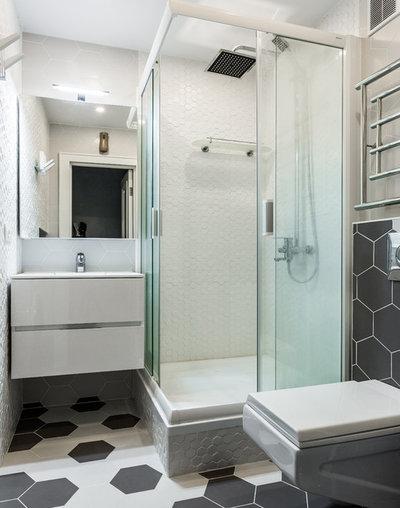 Современный Ванная комната by Ольга Шангина | Photography