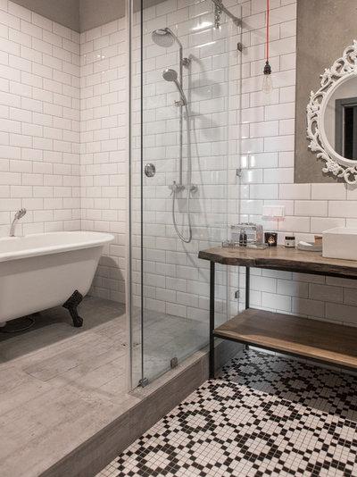 Лофт Ванная комната by Дина Александрова