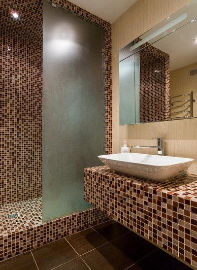 Современный Ванная комната by Ольга Шангина   Photography
