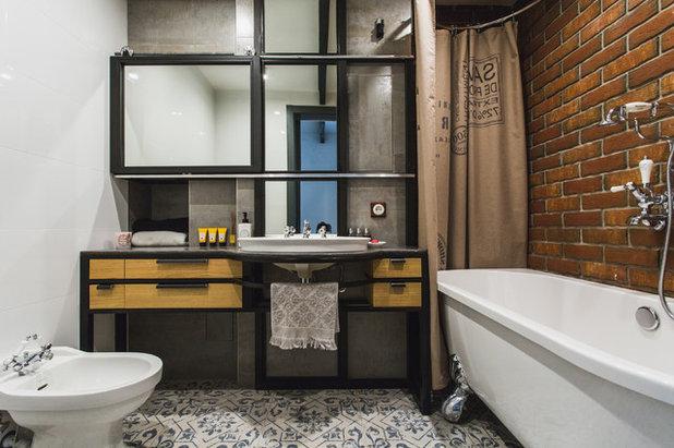 Лофт Ванная комната by Ольга Шангина | Photography