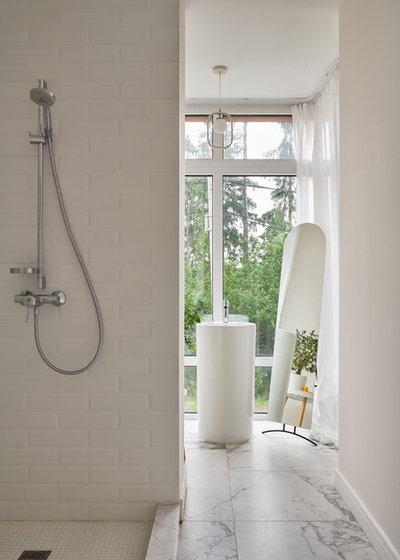 Современный Ванная комната by Наталья Вершинина | Photography