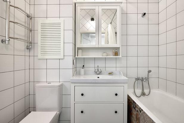 Скандинавский Ванная комната by Наталья Вершинина | Photography