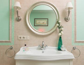 Ванная комната девочки