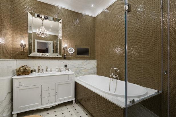 Современный Ванная комната by Павличук Макс
