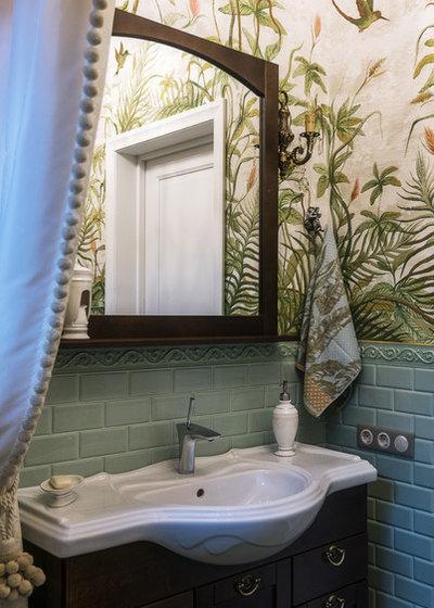 Für Waschraum Im Zweiten Stock Designer Haben Das Thema Garten Eden, Und  Bei Der Ersten «untergebracht» Königlichen Reiher.
