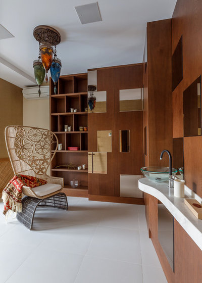 Современный Ванная комната by Bon Ton