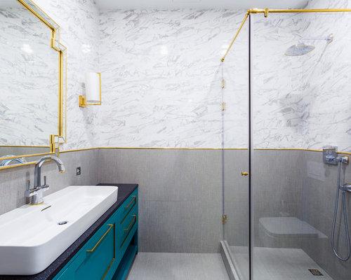 Piastrelle grigie bagno preferenza parquet da bagno free foto