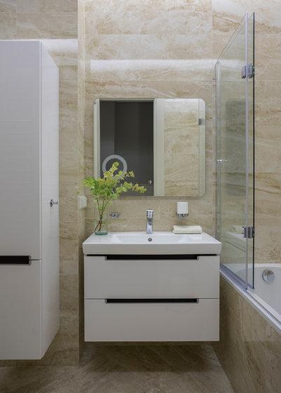 Современный Ванная комната by Бюро9
