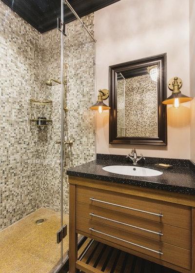 Современный Ванная комната by Nataly Komova