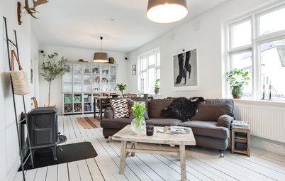 Eksperterne: Sådan indretter du bedst din aflange stue