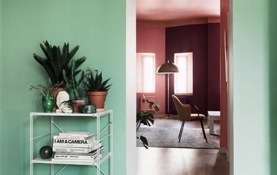 Välj aldrig mer fel färg – fyra klick till perfekta väggar