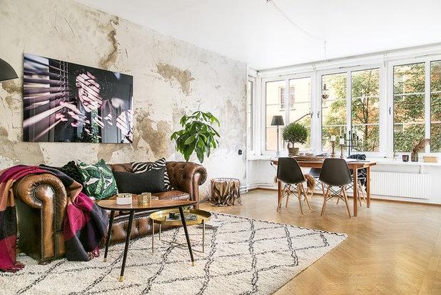 Skandinavisk Dagligstue by DREAMHOUSE decorations