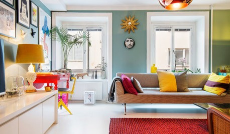 An Interior Designer Reveals How to Mix Colours and Make it Work