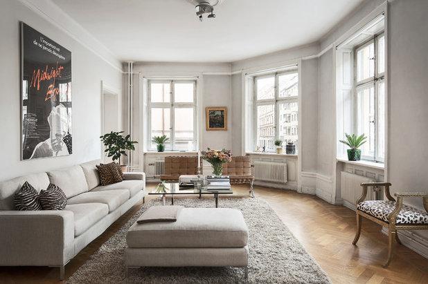 Ypperlig Nyt tæppe i stuen? Eksperten guider til den helt rette størrelse IE-54