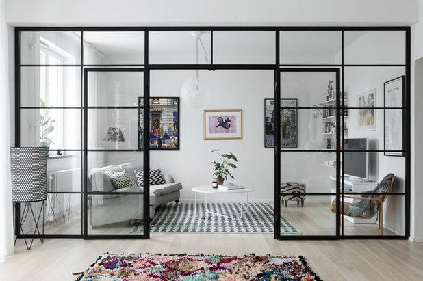 Eklektisk Vardagsrum by Stolt Smide & Design