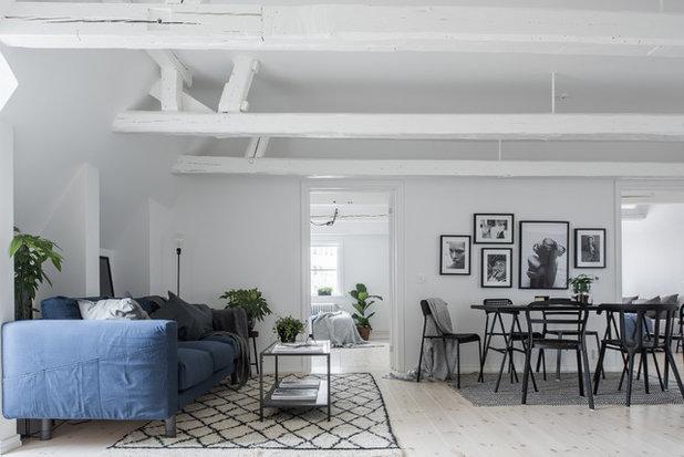 Skandinavisk Dagligstue by Urban Properties