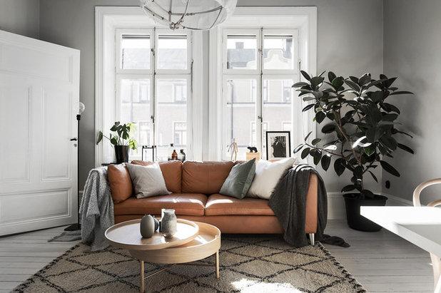 Skandinavisk Vardagsrum by Scandinavian Homes