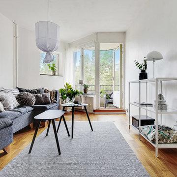 Delstyling Gubbkärrsvägen 1,5 rum och kök
