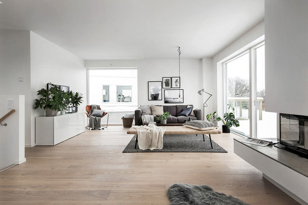 How To Carry Off Scandi Pale Wood Floors