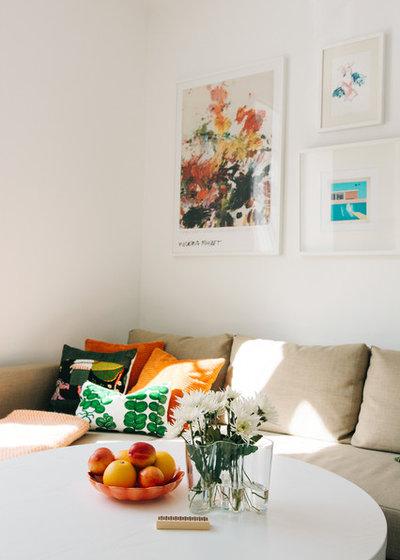 Modern Vardagsrum by Nadja Endler | Photography