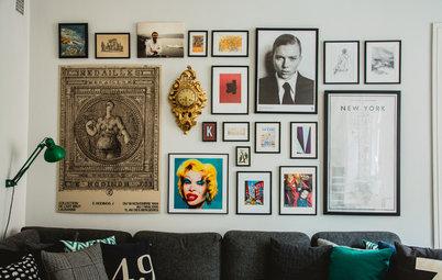 Houzz Tour: Lägenheten i Vasastan som var en dröm för småbarnsfamiljen