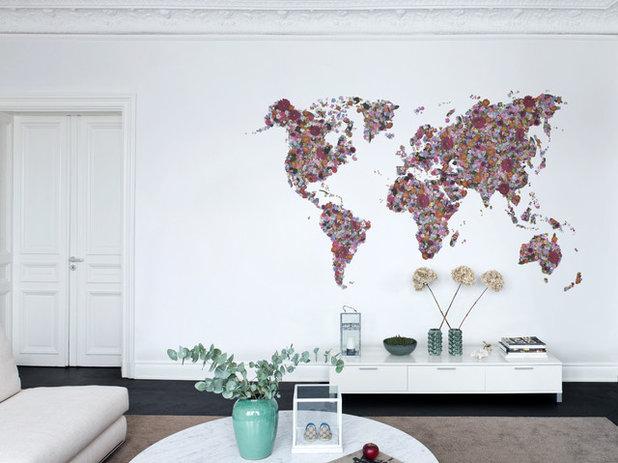 Scandinave Salon by Rebel Walls
