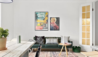 Furnishing and styling empty apartment for Real Estate Agency
