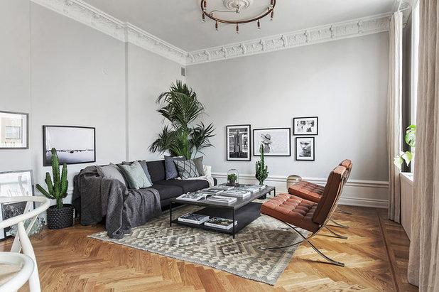 Skandinavisk Dagligstue by Scandinavian Homes