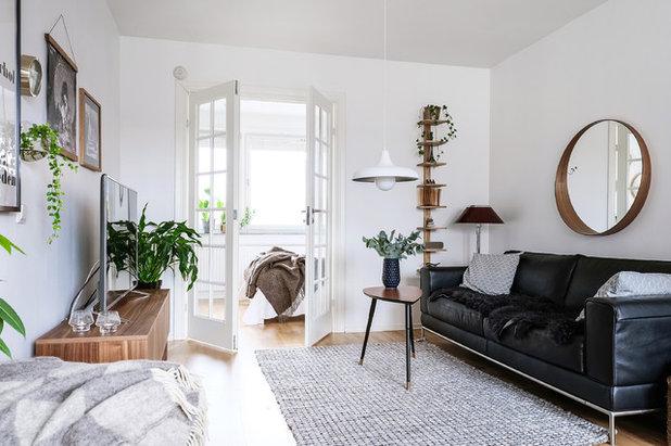 Skandinavisk Vardagsrum by Bjurfors Göteborg