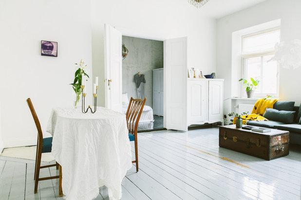 Scandinavian Living Room by Nadja Endler   Photography