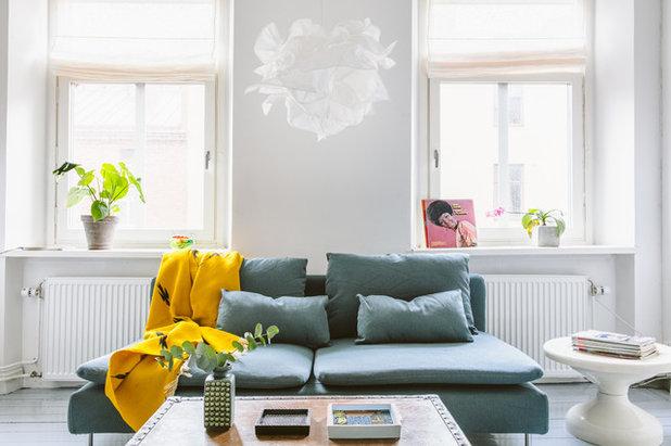 Midcentury Living Room By Nadja Endler