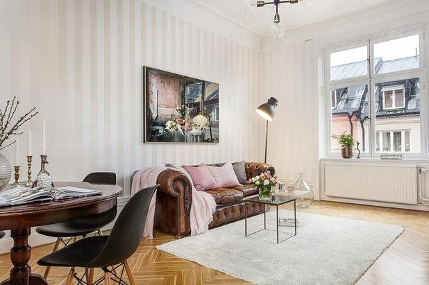 sch ne tapeten f rs wohnzimmer von scandi bis eklektisch. Black Bedroom Furniture Sets. Home Design Ideas