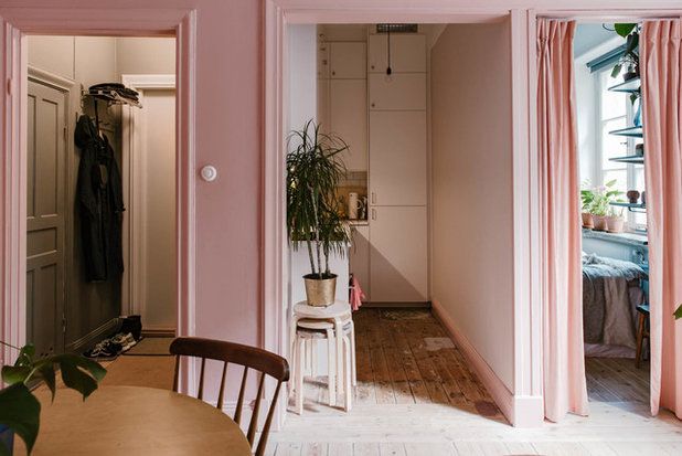 Skandinavisk Vardagsrum by Nooks