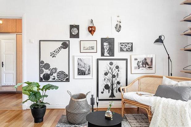 Skandinavisk Vardagsrum by Studio In