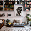 My Swedish Houzz: Where Art and Family Live Side by Side