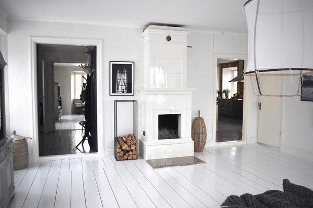 Skandinavisk Vardagsrum by Oh Living