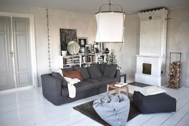 8 gr nde warum wohnzimmer in grau nicht langweilig sind - Wohnzimmer grau gestrichen ...