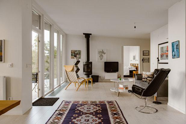 Skandinavisch Wohnbereich by Nadja Endler | Photography